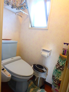 ※重要ポイント※ トイレに窓があります!他のマンションにはあまりありません